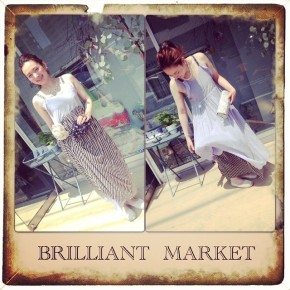 [BRILLIANT MARKET] dress